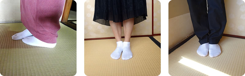 足袋・白靴下