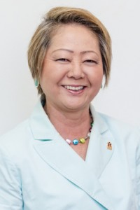 Sra. Harumi Arashiro Goya