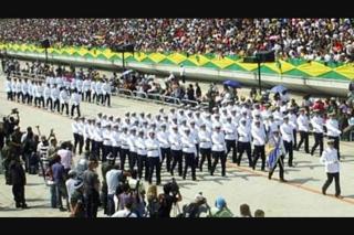 Desfile patriótico – Brasil