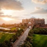 アブダビの迎賓館でもあるエミレーツパレスホテル