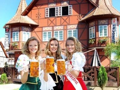 Bem-vindos à Oktoberfest de Blumenau