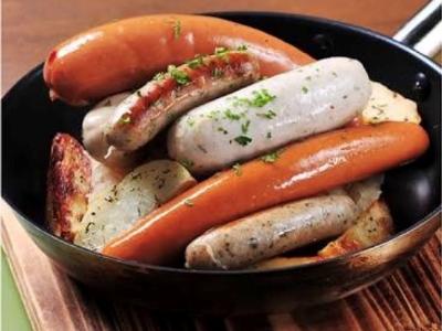 Salsichas típicas