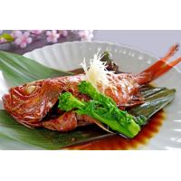 17. 煮る・煮物 魚の煮付け