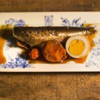 18. 煮る・煮物 魚の煮付け