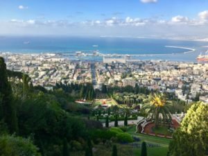 Haifa - Israel.