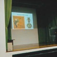 Comemoração dos 40 anos do Curso de Chadô na USP no Chakai de Encerramento do Curso